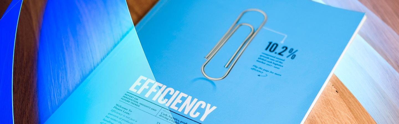 Trend Report 02 - Efficiency